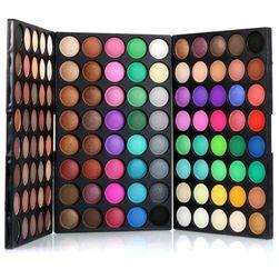 Paletka očních stínů - 120 odstínů