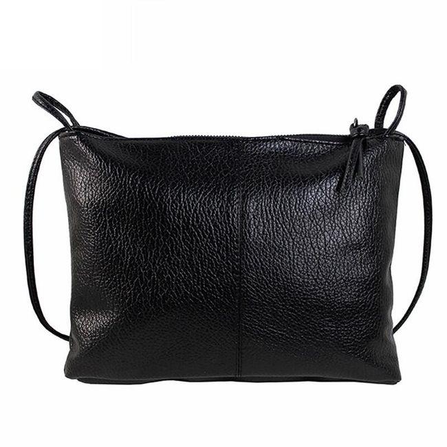 Dámská malá kabelka přes rameno - 5 barev 1