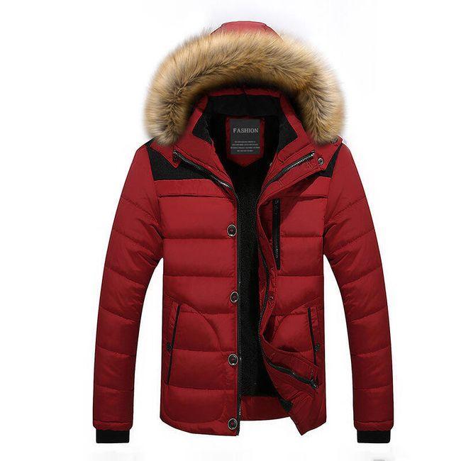 Pánská zimní bunda Parker 1