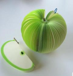 Blok papir - voće, povrće