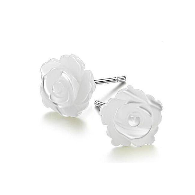Fülbevaló  rózsák formájában - 3 méret 1
