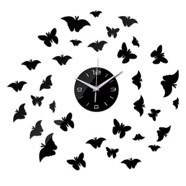 Nástěnné hodiny MM74 1