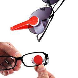 Uniwersalny przyrząd do czyszczenia okularów