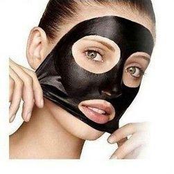 Crna maska za uklanjanje crnih tački - 5 kesica