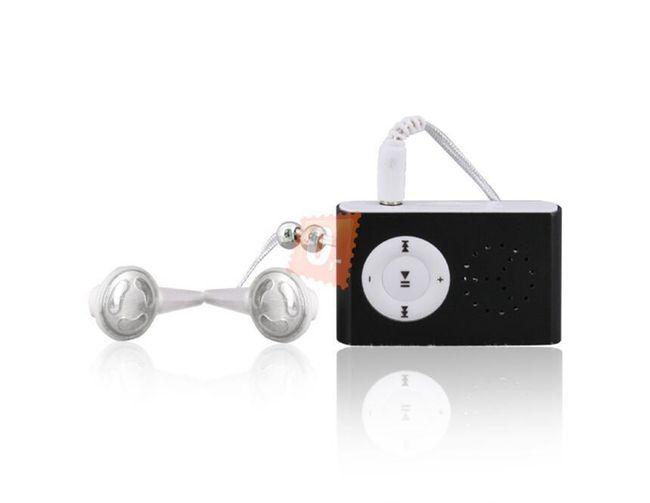 MP3 přehrávač s vnějším reproduktorem - 3 barvy 1