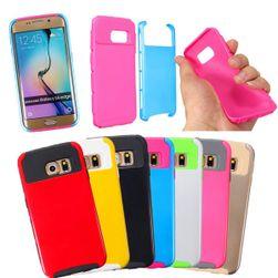 Barevný kryt na Samsung Galaxy S6 Edge - 7 barev