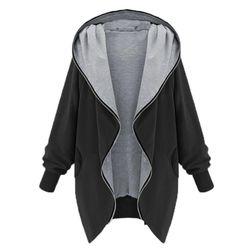 Dámská bunda s kapucí Selly