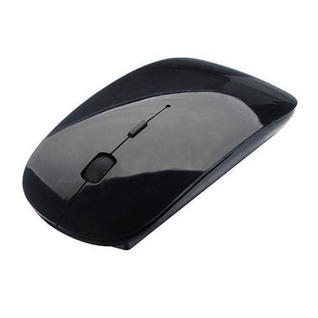 Ultratenká bezdrátová optická myš 1