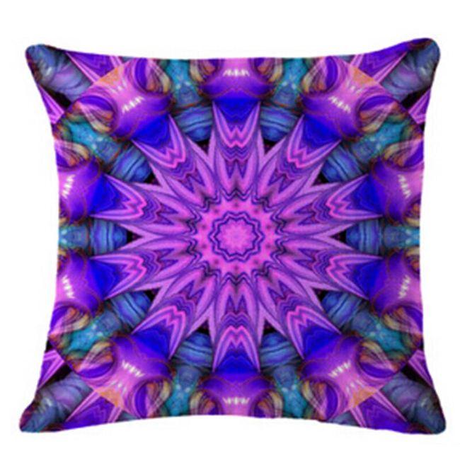 Navlaka za jastuk - mandala 1