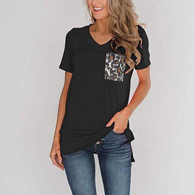Damska koszulka DT109 1