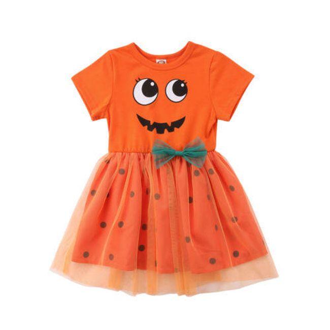 Kız elbise Pumpkin 1