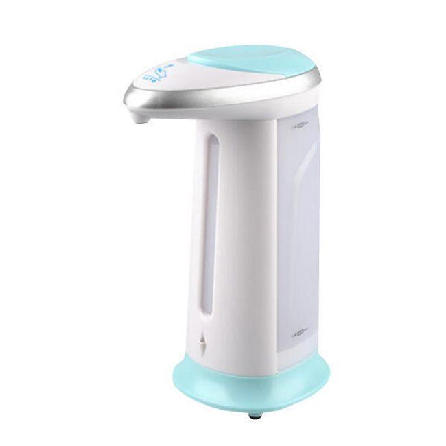 Érintés nélküli szappan adagoló - fehér-kék 1