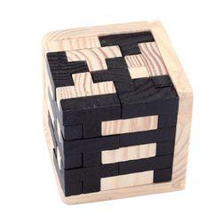 Puzzle 3D educațional
