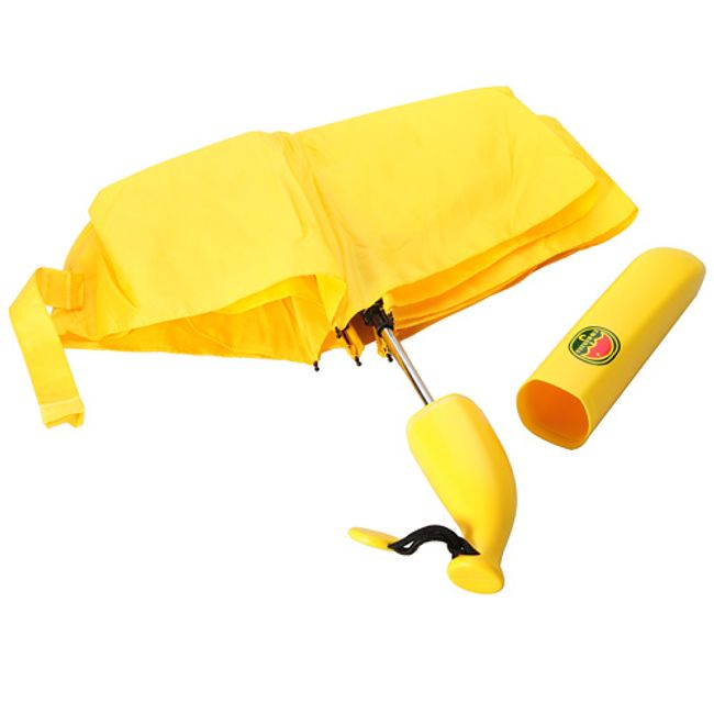 Originální deštník v designu banánu 1