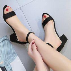 Дамски обувки с токче Chloe