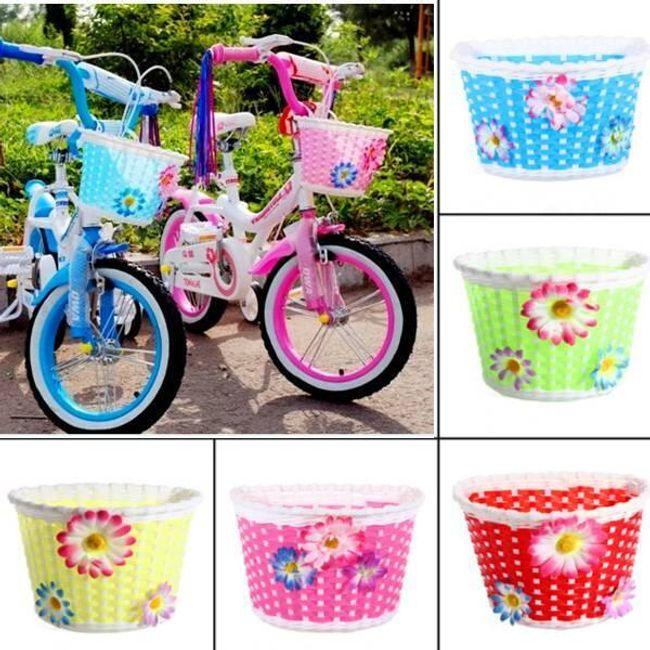 Kerékpár kosár gyerekeknek 1
