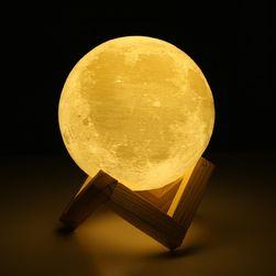 Lampa księżycowa 3D - 5 rozmiarów