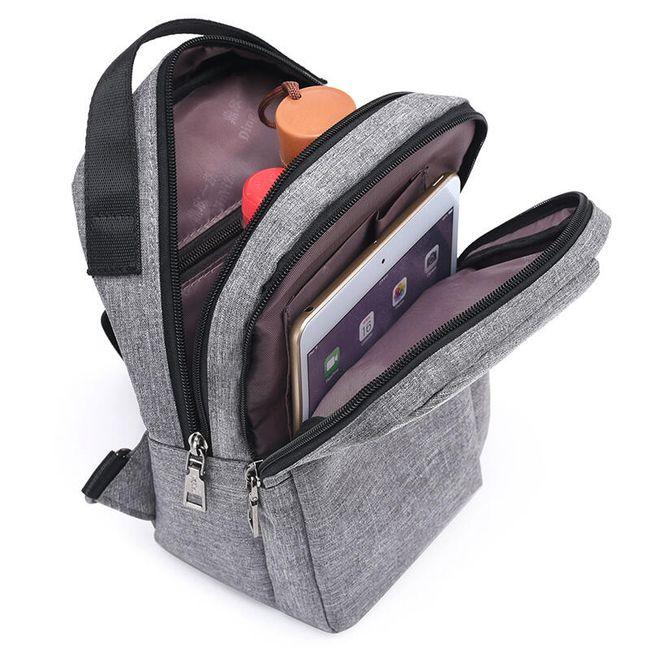 Mini hátizsák az egyik vállra - 4 szín