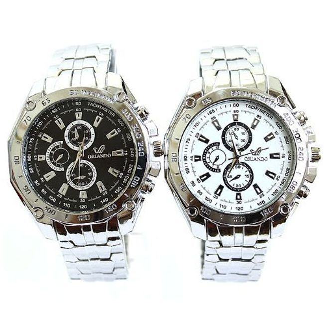 Zegarek męski - oferujemy trzy klasyczne kolory 1