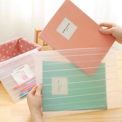 Dokumentum boríték - Formátum vagy A4 vagy A5