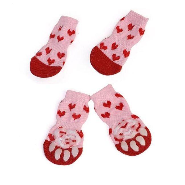 Čarape za pse Mira 1