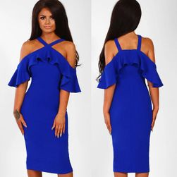 Dámské šaty bez ramínek Minette velikost 3