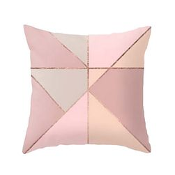 Navlaka za jastuk u svetlim bojama - 6 varijanti