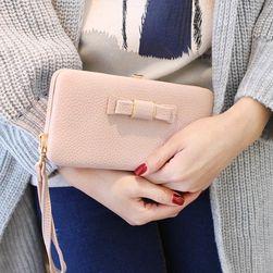 Dámská originální peněženka - 7 barev Růžová