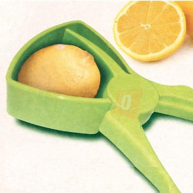 Odšťavňovací kleště na citrón 1