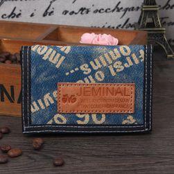 Muški novčanik sa printom - 9 varijanti