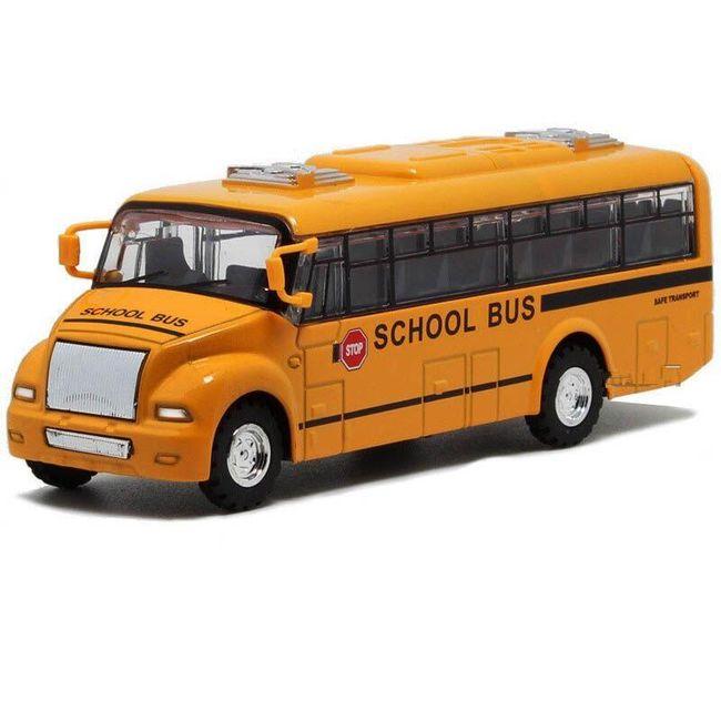 Model samochodu BUS01 1