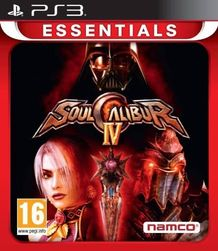 Игра (PS3) SoulCalibur IV
