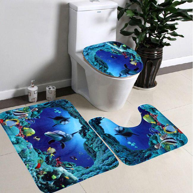 Set preprog za kopalnico - ocean 1