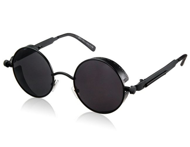 Okrogla retro očala v 4 barvah 1