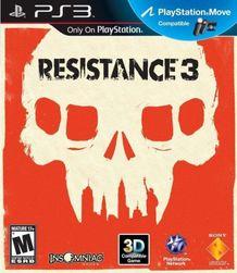 Játék (PS3) Resistance 3