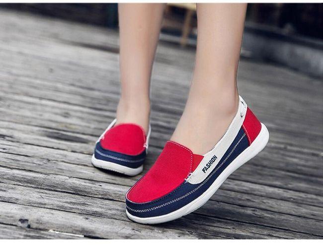 Bayan slip-on ayakkabısı Halette 1