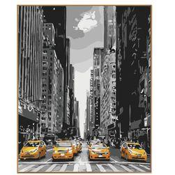 DIY obraz według numerów - New York