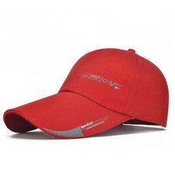 Kšiltovka SB17 Červená