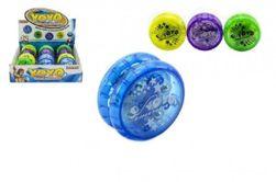 Jojo plast 6cm svítící asst 4 barvy RM_00311106