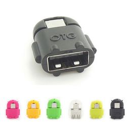 Mini USB OTG adapter - više boja