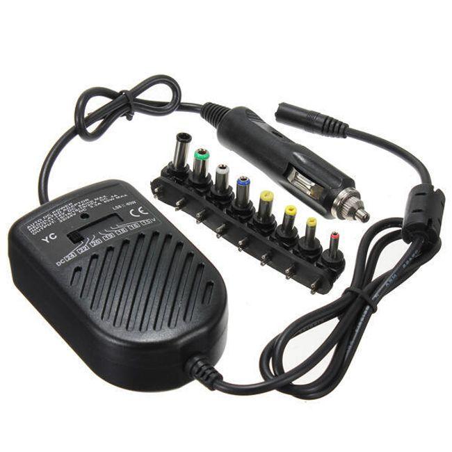 Uniwersalny adapter samochodowy do notebooków 1