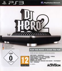 Hra (PS3) DJ Hero 2