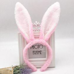 Traka za kosu sa ušima Rabbit