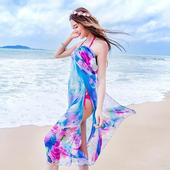 Plażowa chusta SD56 1