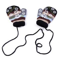 Детские зимние перчатки VB11