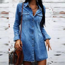 Ženska denim haljina Tayla