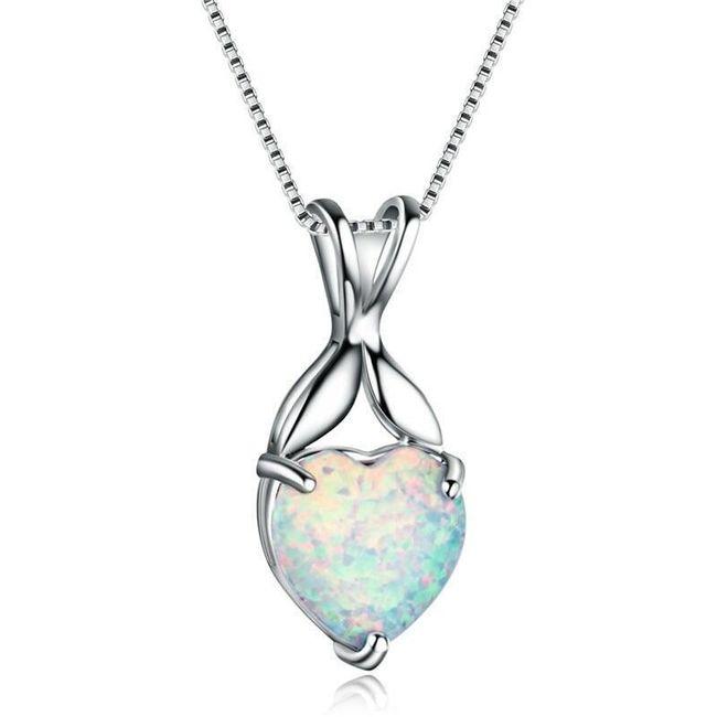 Dámský náhrdelník B08478 1