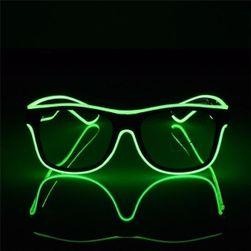 Ochelari LED fluorescenți