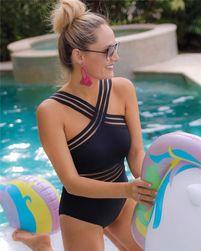 Ženski jednodelni kupaći Jacquelynne