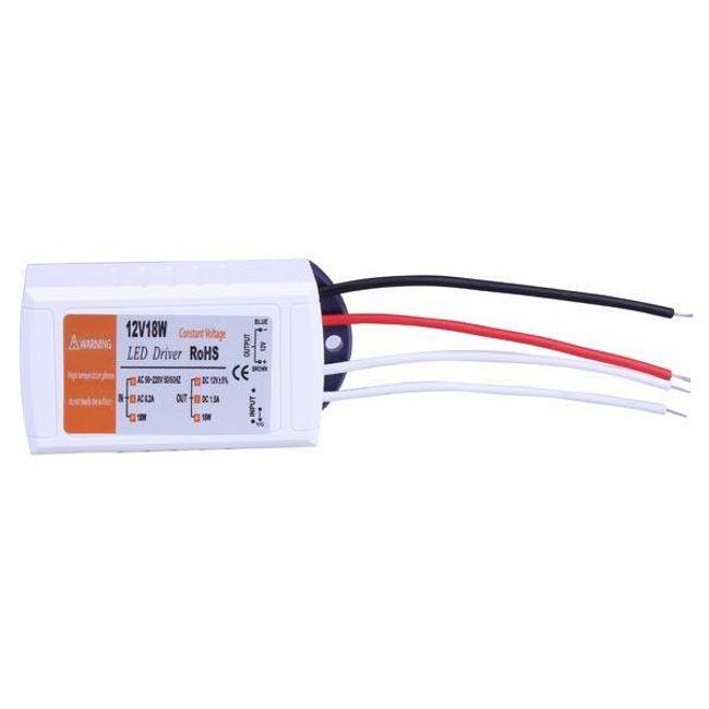 Трансформатор на напрежение за LED диодни ленти 1